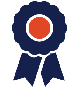 Award badge