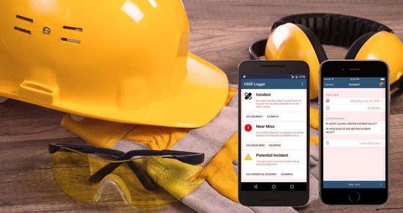 HSSE Logger App