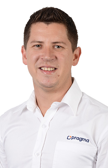 Guillaume Venter, Solutions Specialist