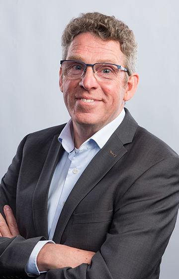 Luc de Laat, Directeur bij CMS Asset Management BV (a Pragma Company)