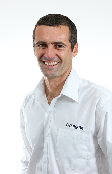 Marthinus Burger, Head of Projects and Consulting